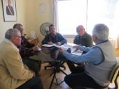 Dirigentes Prais se reúnen con Director de Hospital de Quillota y lo convocan a asamblea informativa del Programa