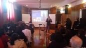 Realizan exitosa I Charla sobre Diversidad Sexual en H. San Martín de Quillota