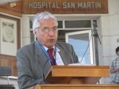 Hospital San Martín celebró su día en conjunto con su comunidad
