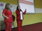Hospital realizó con éxito Primeras Jornadas Vocacionales en Salud