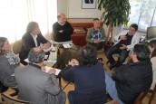 Director del Servicio de Salud Viña del Mar Quillota visitó Hospital San Martín