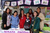 Hospital San Martín conmemoró con actividades la Semana Mundial de Lactancia Materna