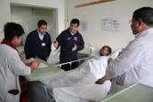 Autoridades entregaron completo ajuar a madre haitiana en Hospital San Martín de Quillota