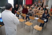 Hospital San Martín realizó nuevo Diálogo Ciudadano abordando importantes temáticas para su comunidad