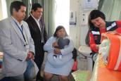 Autoridades entregaron ajuares y Carta de Derechos de Lactancia Materna en Hospital San Martín