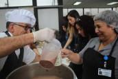 Con desayuno a sus funcionarias Hospital San Martín conmemoró el Día Internacional de la Mujer