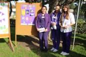 Hospital San Martín conmemora el Día Mundial de la Salud y Seguridad en el Trabajo