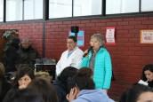 Hospital San Martín saludó a las madres trabajadoras en su Día