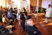 Importantes temas de interés de la comunidad abordó Hospital San Martín en Diálogo Ciudadano en Cerro Mayaca