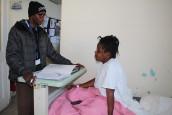 Más de mil atenciones ha realizado facilitador cultural haitiano del Hospital San Martín durante los últimos 5 meses