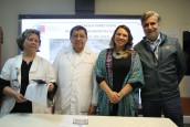 Se oficializó traspaso a nueva Dirección (S) de nuestro Hospital San Martín