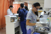 Hospital San Martín se prepara para iniciar Campaña de Invierno 2019 ante aumento de consultas respiratorias