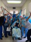 Enfermero de nuestro Hospital San Martín que estuvo grave cuenta cómo fue vencer al Coronavirus tras estar intubado
